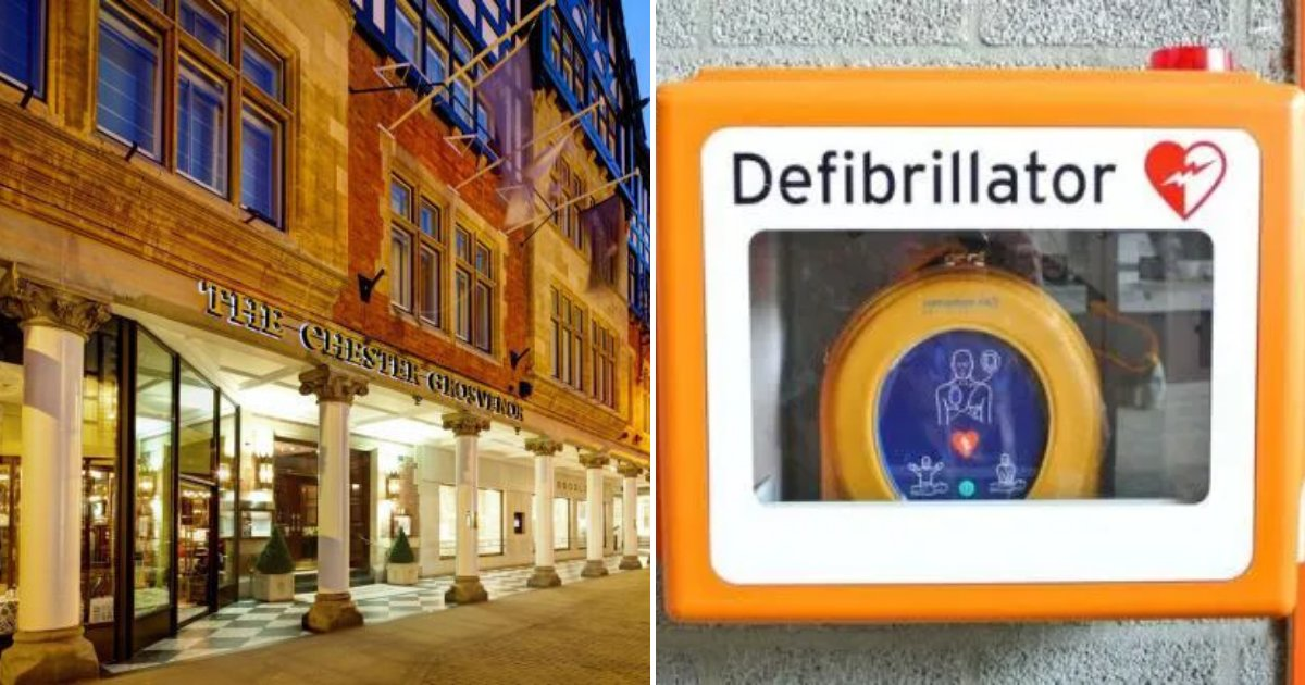 hotel6.png?resize=412,232 - Five Star Hotel Was Branded 'Disgusting' For Refusing To Lend Defibrillator To A Man Having A Heart Attack