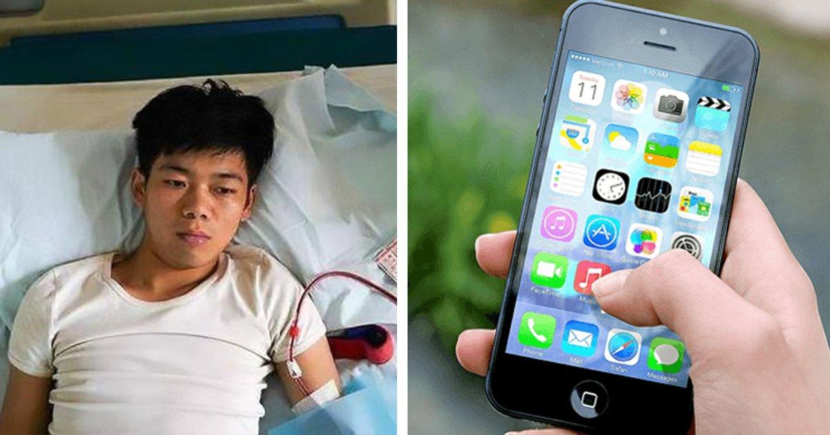 jol.png?resize=412,232 - iPhone Alabilmek İçin Böbreğini Satan 25 Yaşındaki Adam Artık Ömür Boyu Yatağa Bağımlı Kalacak