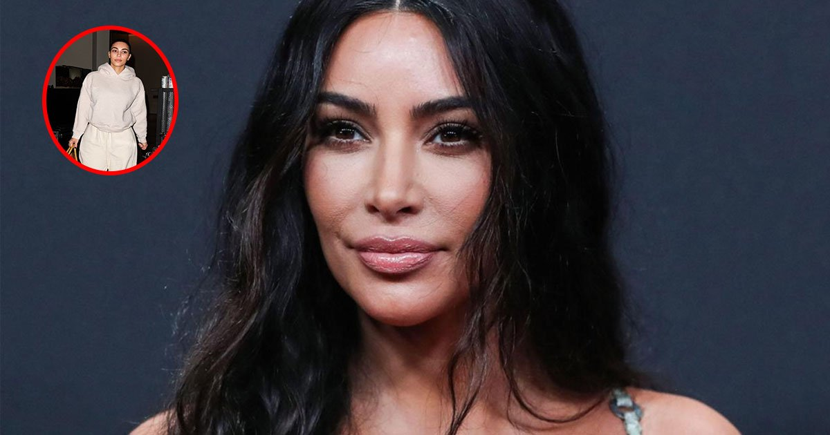 kim kardashian stepped out in no makeup look in la.jpg?resize=300,169 - Photos : Kim Kardashian aussi belle en jogging et sans maquillage ?