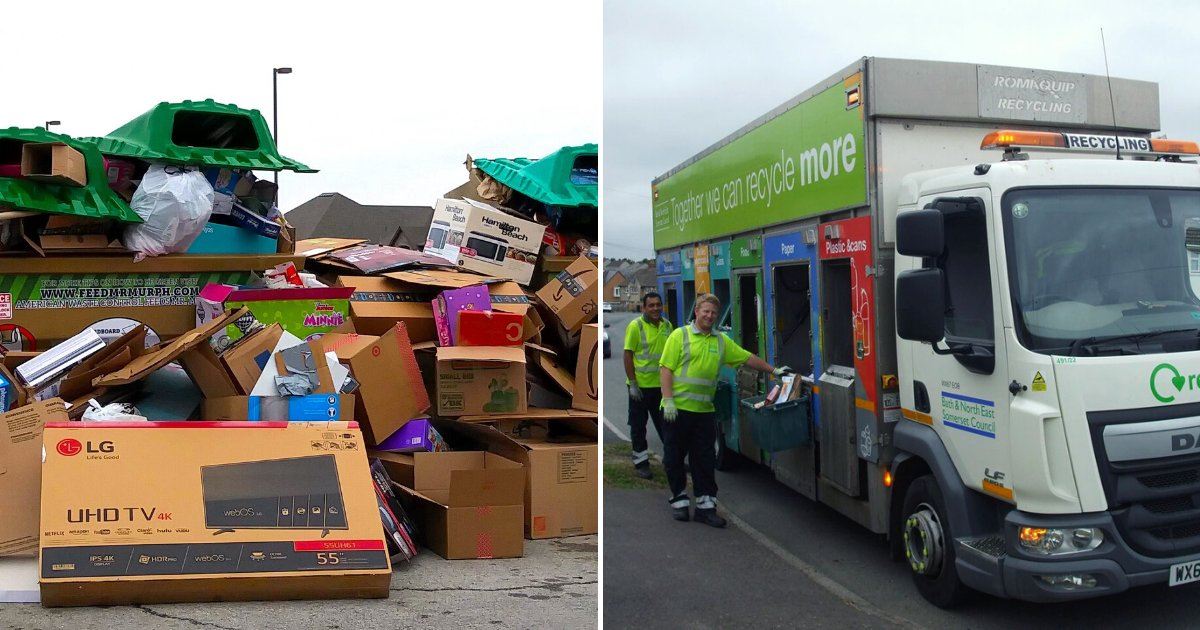 money5.png?resize=412,275 - Couple Accidentally Threw Away $20,000 After Cleaning Up And Taking Boxes To A Recycling Center