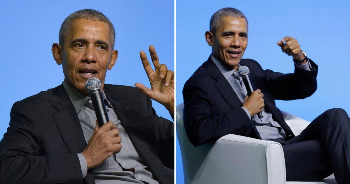 obama5 1.png?resize=412,232 - Barack Obama a déclaré que les femmes étaient les meilleures pour diriger