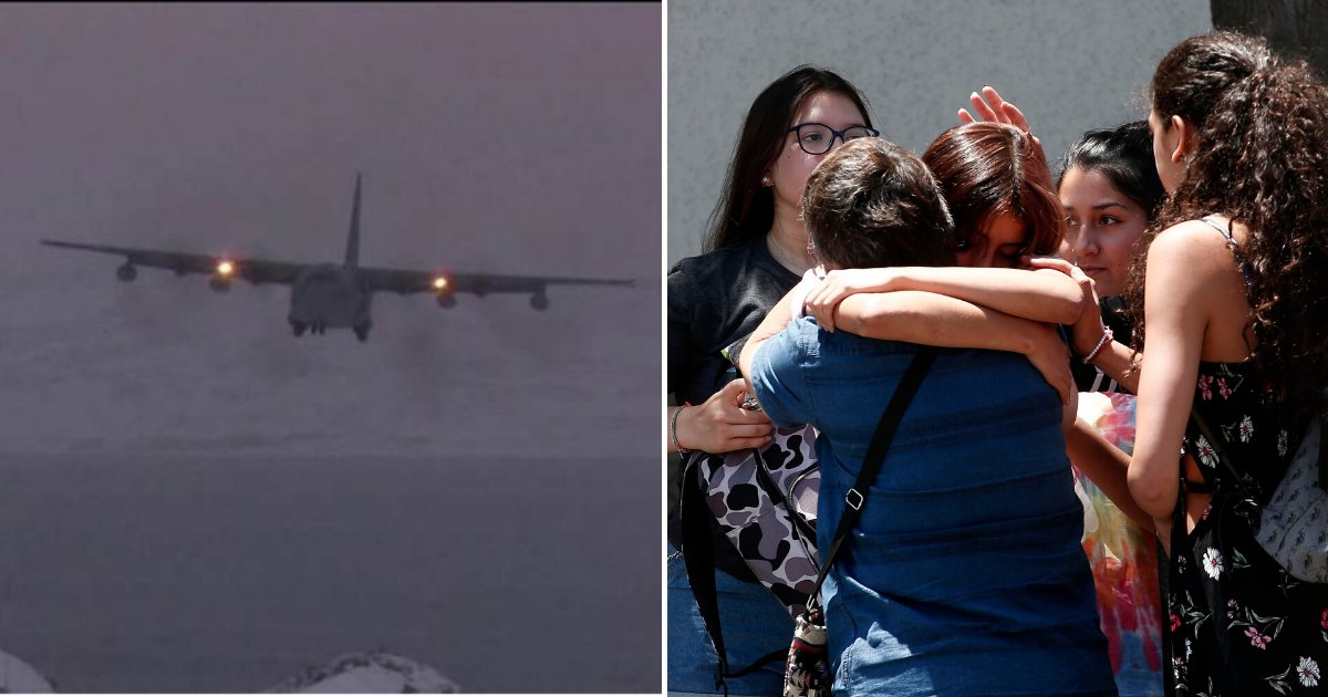 plane5.png?resize=1200,630 - Plane Vanished En Route From Chile To Antarctica With 38 On Board