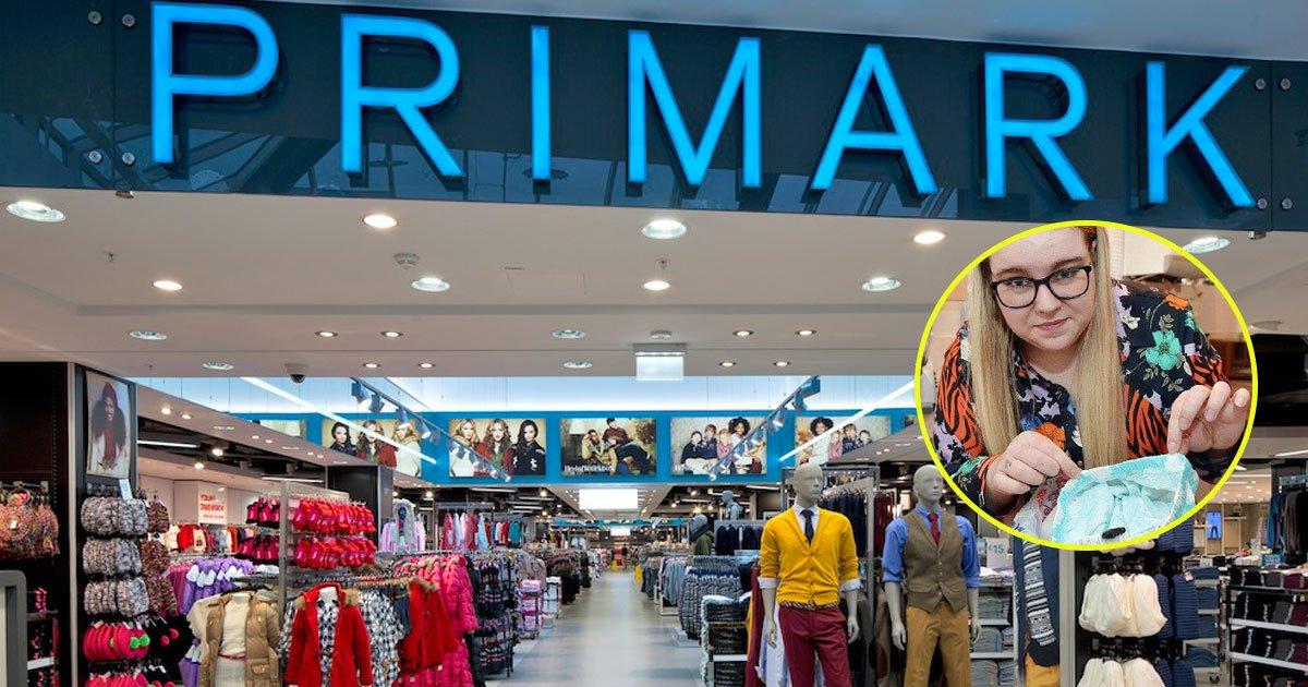 primark pyjamas cockroach.jpg?resize=1200,630 - Une mère a trouvé un cafard et ses œufs à l'intérieur d'un pyjama qu'elle a acheté pour sa fille dans un magasin Primark