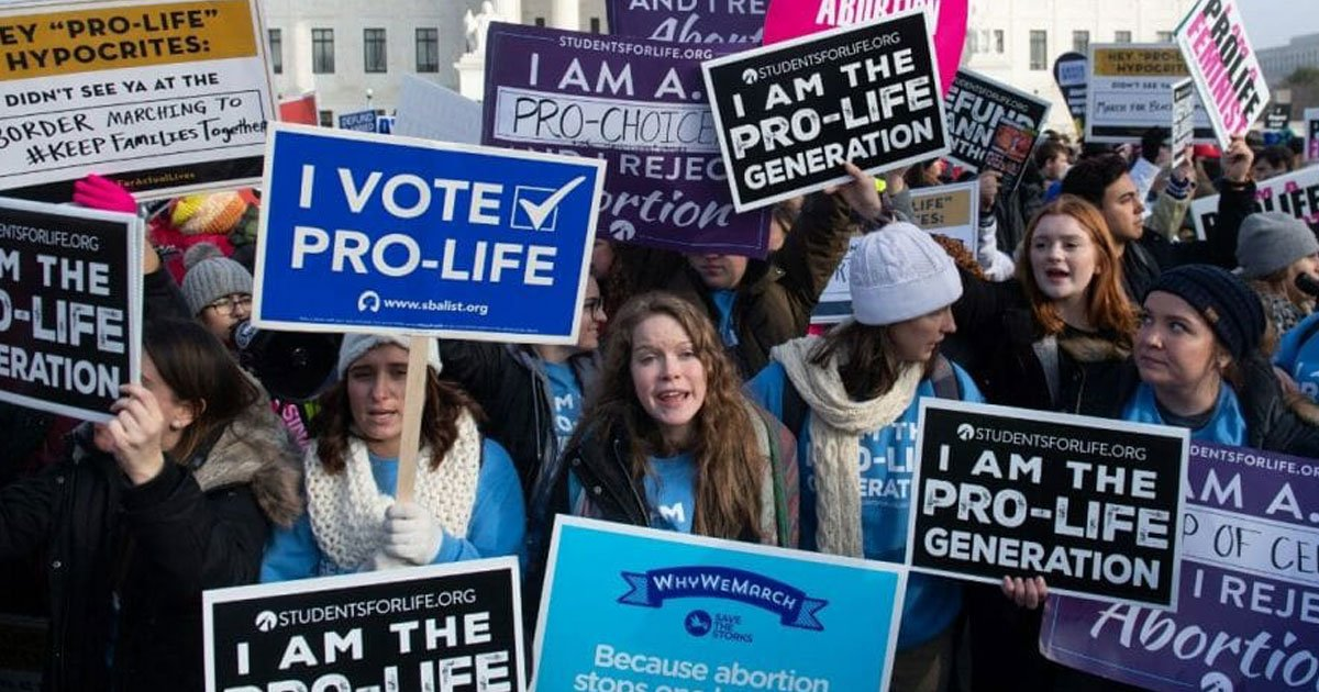 pro life win.jpg?resize=300,169 - U.S. Supreme Court Rejected A Challenge To Kentucky's Ultrasound Requirement Law