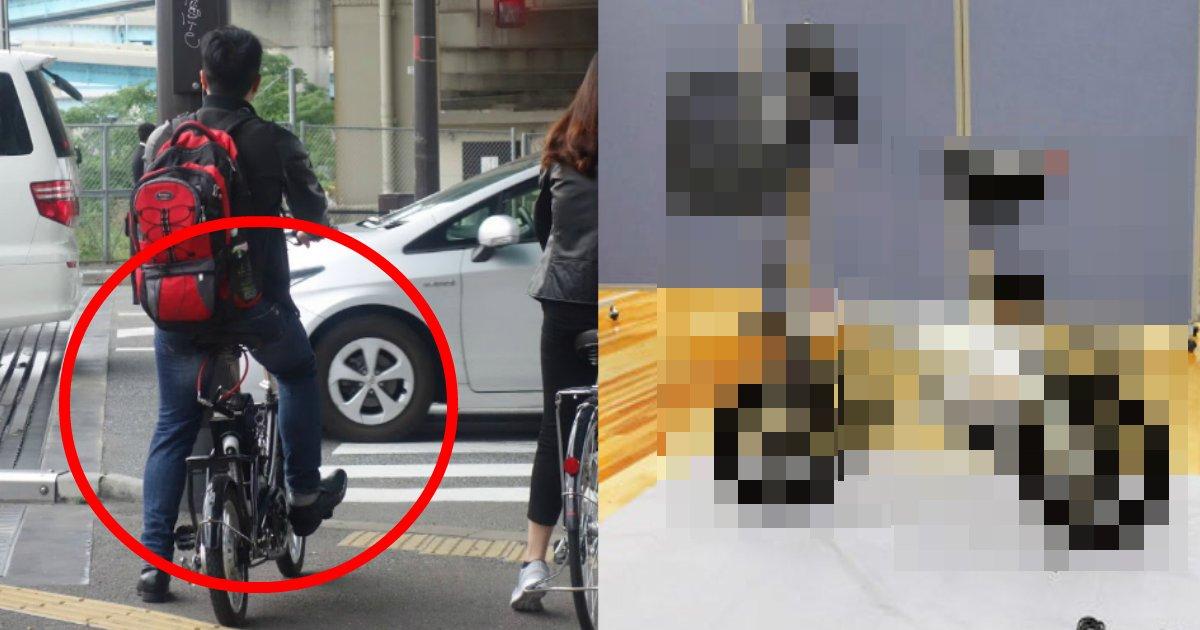 qq 1.jpg?resize=1200,630 - 「モペット」って何!?大阪でひき逃げ、男性逮捕!!被害者は足首を骨折