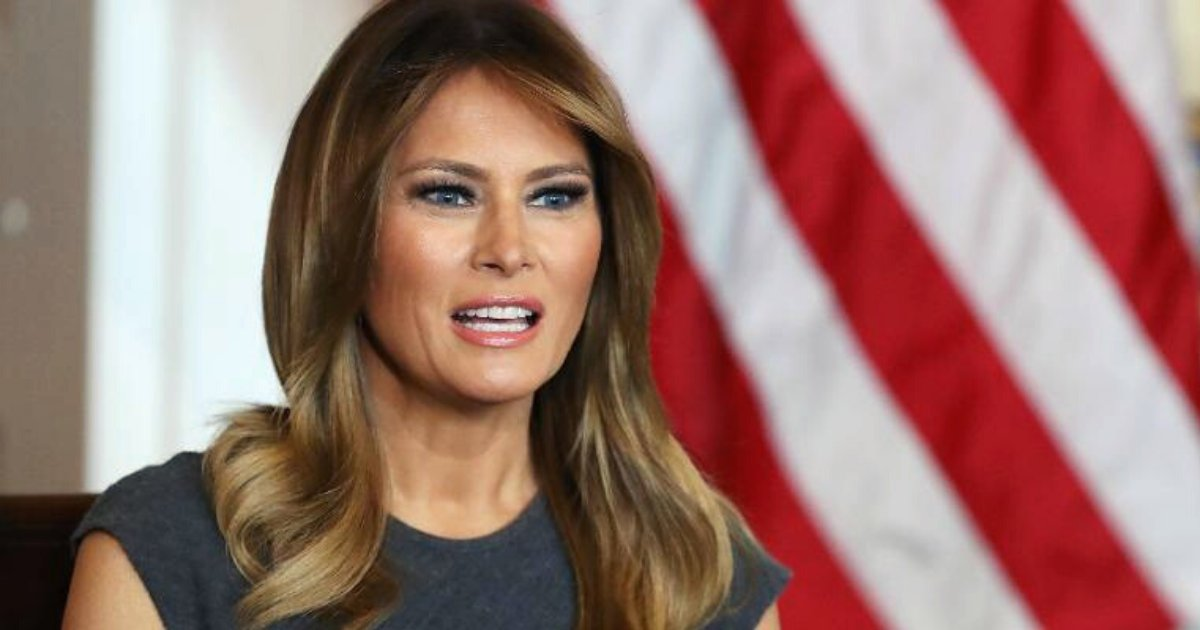 trump6.png?resize=1200,630 - First Lady Melania Trump Is The Third Most Admired Woman In The US, Beating Clinton, Ellen And Oprah