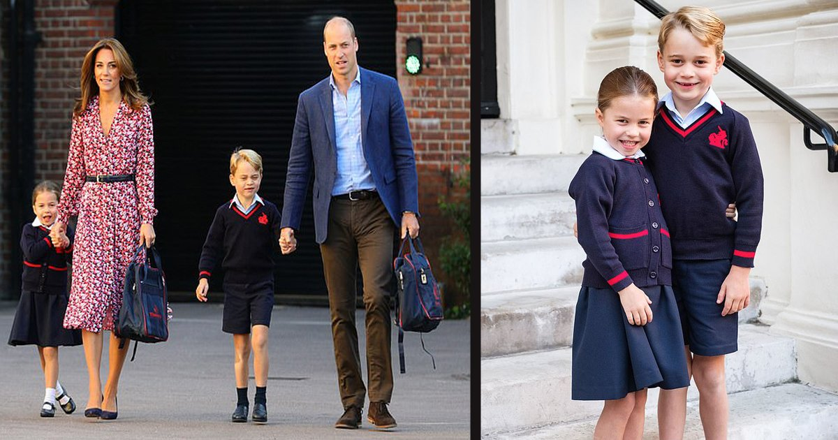 untitled 1 78.jpg?resize=412,232 - Prince William Revealed George And Charlotte Asked Questions About The Homeless People They See On Their Way To School
