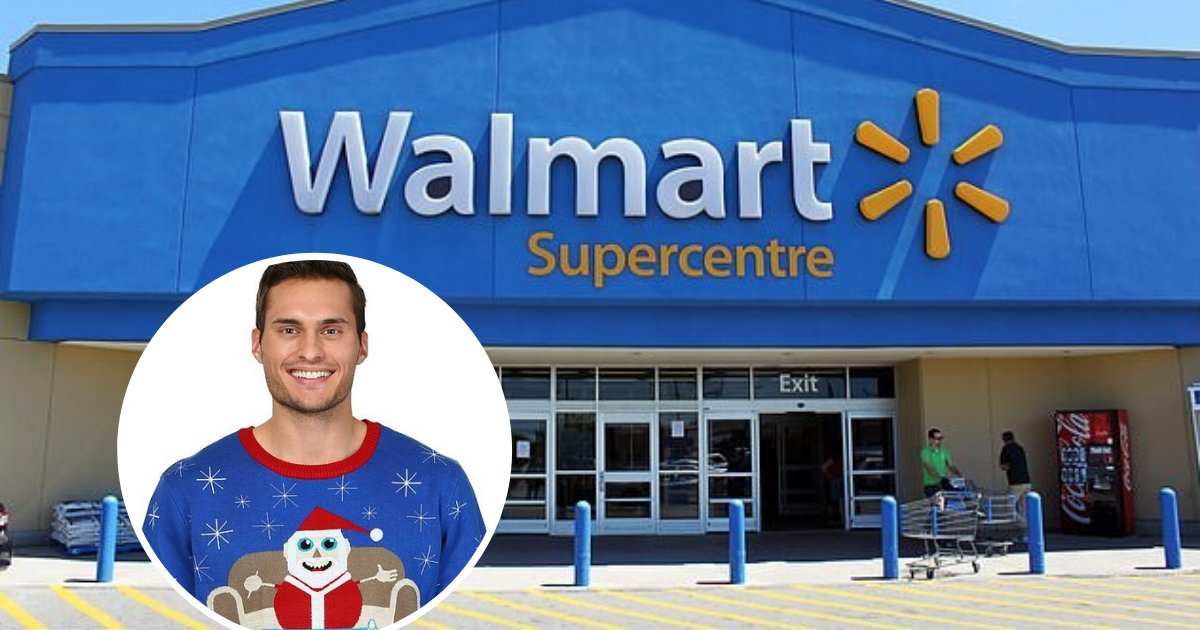 untitled design 79.png?resize=1200,630 - Walmart Forced To Apologize For Selling Santa Sweater With Three White Lines On It