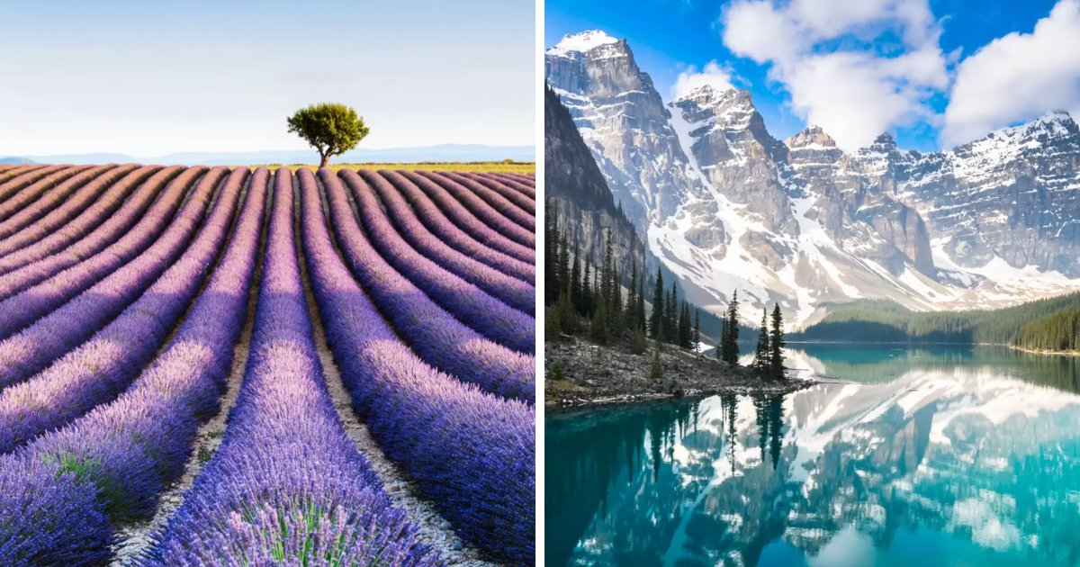 untitled design.png?resize=1200,630 - Şu An Ne Yapıyorsanız Bırakıp Görmeniz Gereken Dünyanın 20 Muazzam Cennet Köşesi