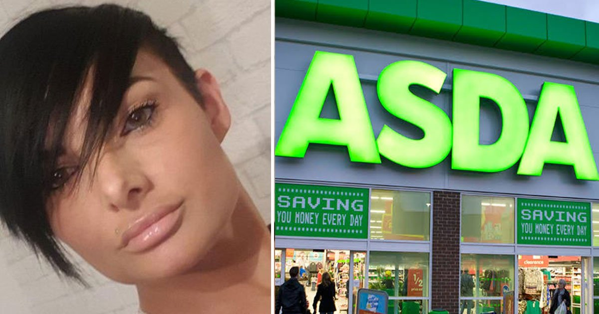 woman asda glitch broke.jpg?resize=412,232 - Woman Forced To Use A Food Bank After Asda Glitch Left Her Without Money And Groceries