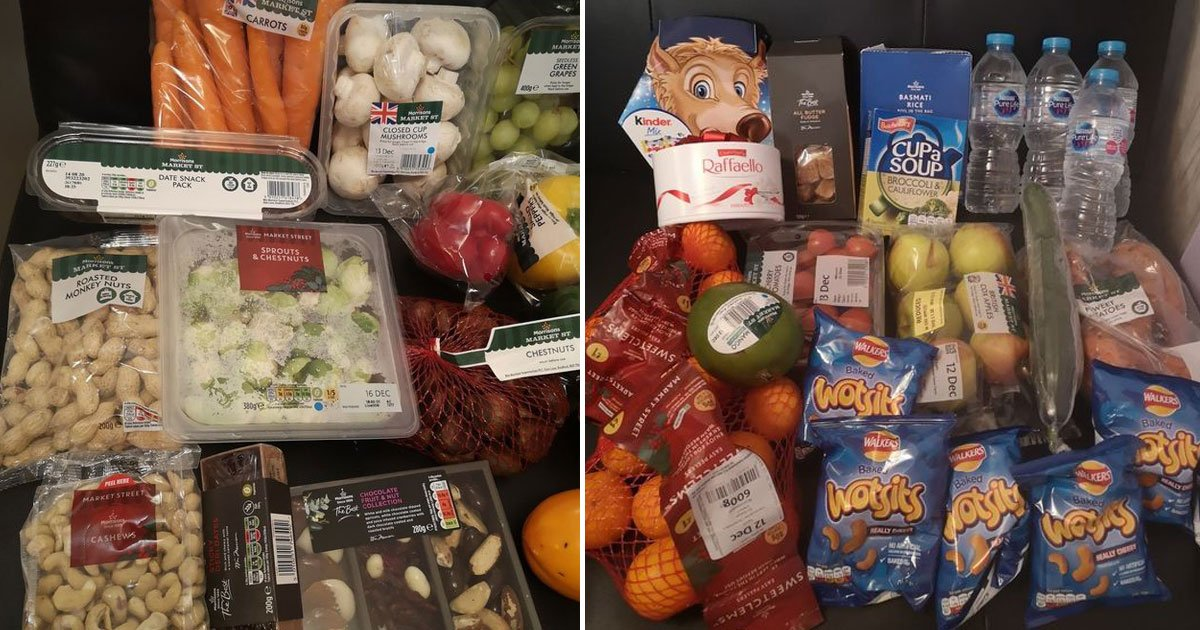 woman feeding family for 3 pounds.jpg?resize=1200,630 - Mother Revealed How She Feeds Her Family-Of-Six For Less Than £3 A Week