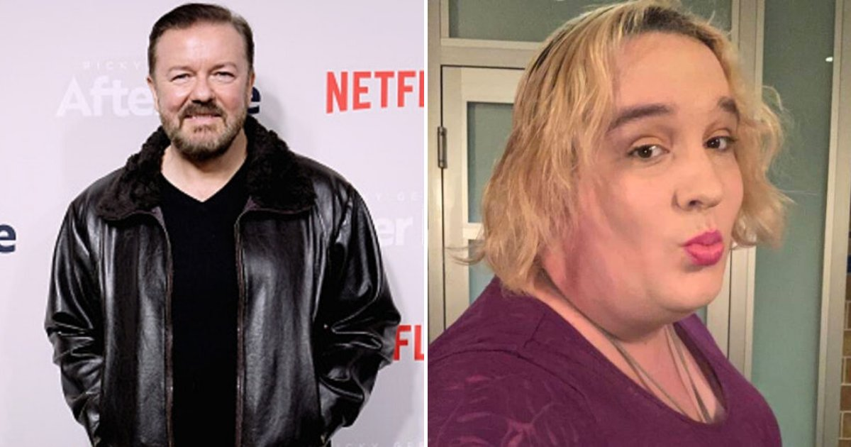 yaniv4.png?resize=1200,630 - Ricky Gervais Trolled Trans Activist Jessica Yaniv For Targeting Gynecologists After Suing A Beauty Parlor