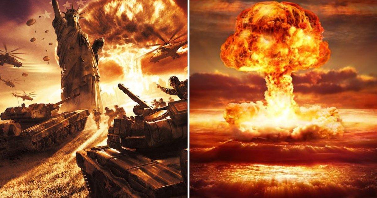 """1 206.jpg?resize=412,232 - """"Viajero Del Tiempo"""" Del Año 2075 Afirma Saber Cuándo Y Dónde Comenzará La Tercera Guerra Mundial"""