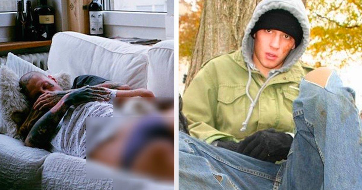 1 23.jpg?resize=1200,630 - Un Padre Encuentra A Su Hija De 17 Años Durmiendo Con Un Chico Sin Ropa En El Sofá