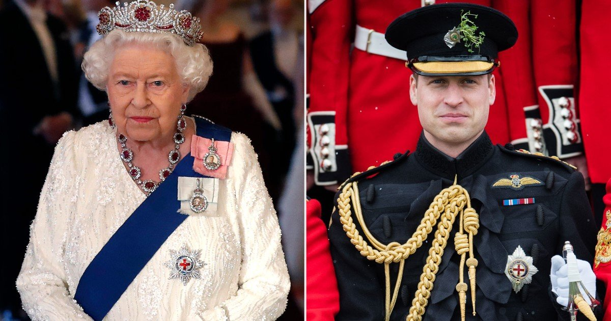 1 290.jpg?resize=1200,630 - Prince William Bestowed With New Title By The Queen