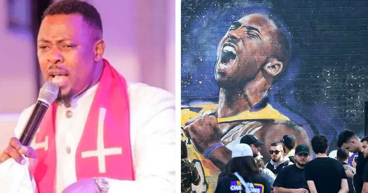 1 322.jpg?resize=1200,630 - Un Pastor De Iglesia Promete Revivir A Kobe Bryant Si La Familia Le Da 50 Millones De Dólares.