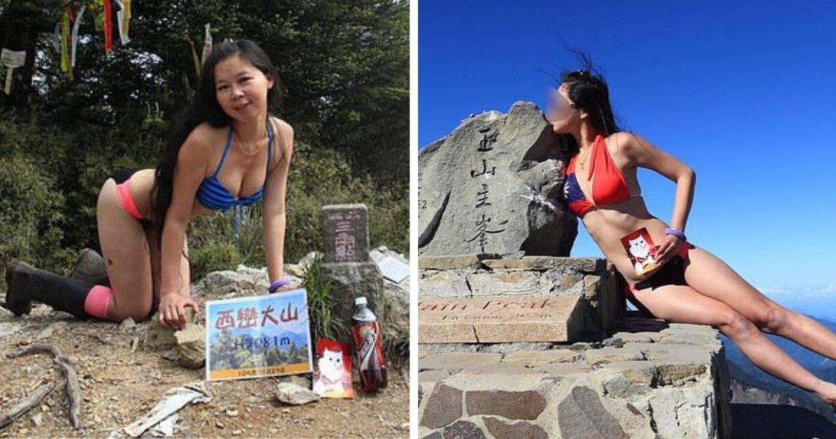 1 325.jpg?resize=1200,630 - Mujer Que Escalaba Montañas En Bikini Ha Fallecido Debido A Las Bajas Temperaturas