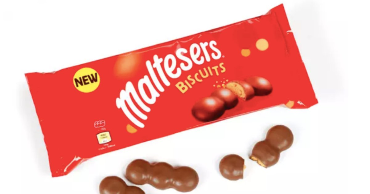 1 46.png?resize=1200,630 - Here Are New Maltesers Biscuits And You Can Grab Your Packet at Asda