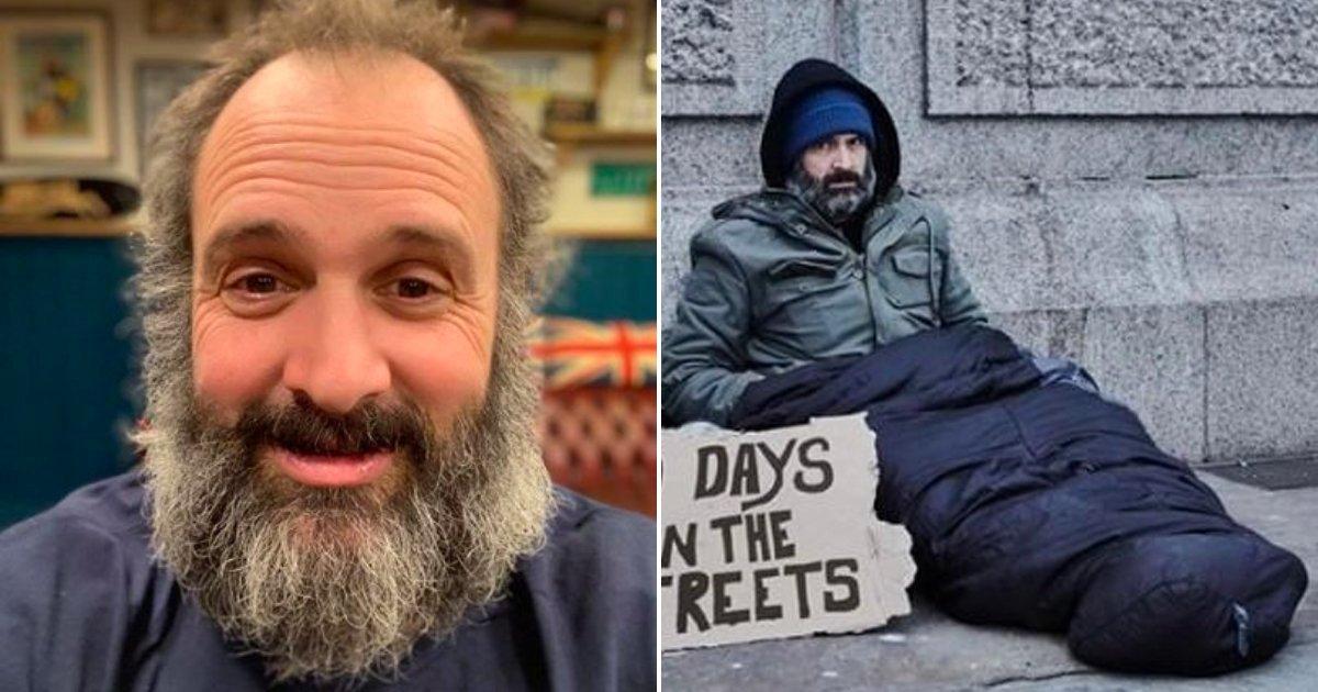 1 52.jpg?resize=1200,630 - Este Hombre Dejó A Su Esposa E Hijos Para Vivir En Las Calles - Como Mendigo - Durante 2 Meses