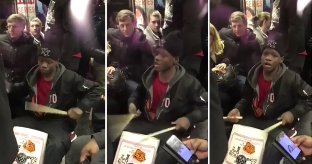 1 64.png?resize=1200,630 - A Spontaneous Performance On NYC Train Left People Amazed
