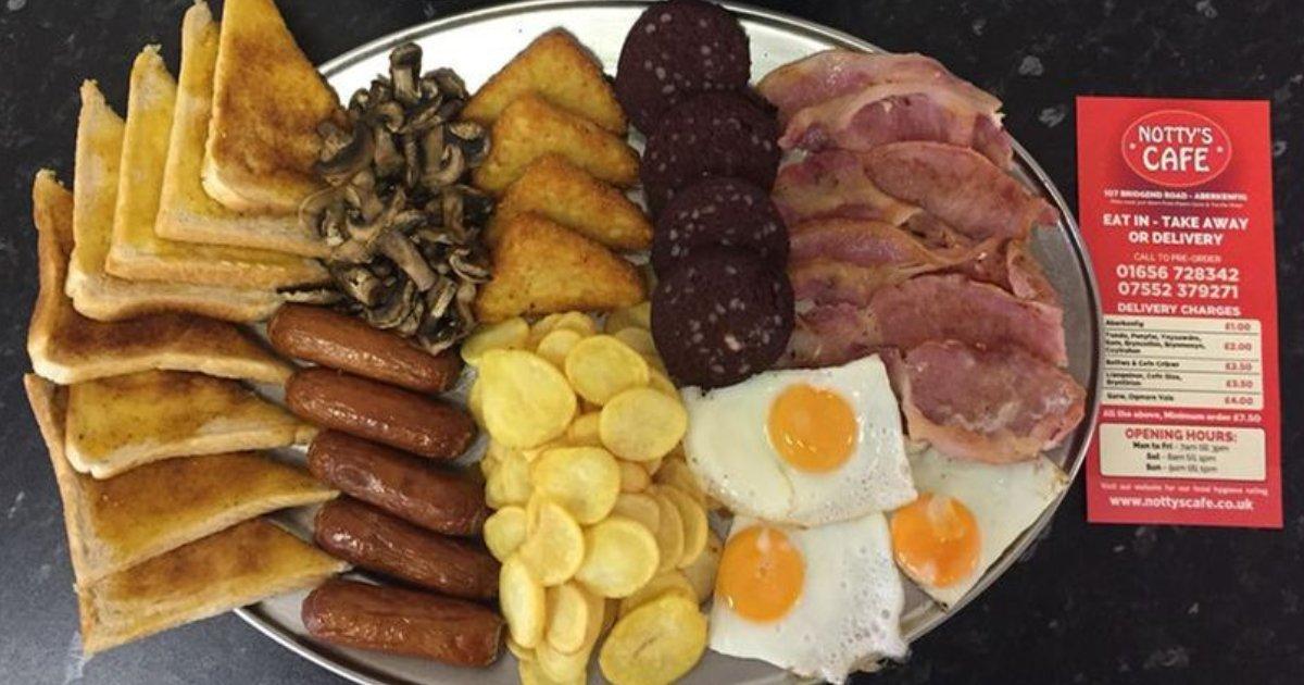 1 70.jpg?resize=1200,630 - Nadie Ha Logrado Completar El Desafío Del Desayuno Masivo En Este Café