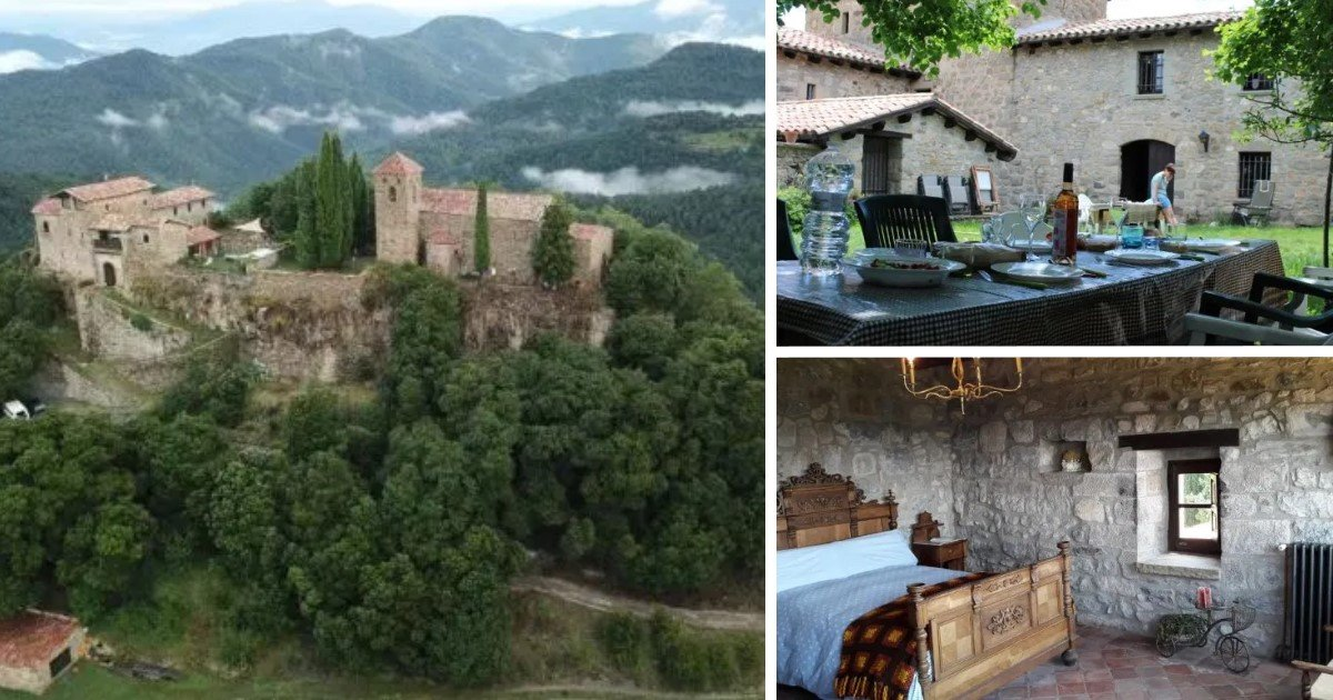 1 94.jpg?resize=1200,630 - You Can Live In A Medieval Castle For As Low As $21 Per Night