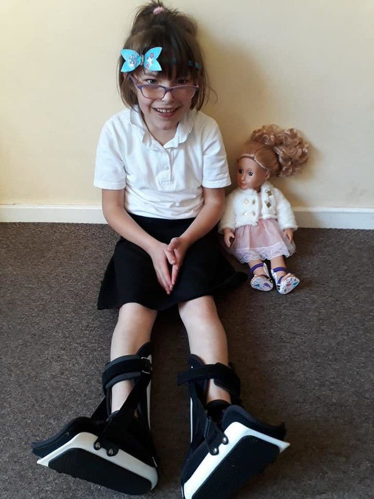 Toy Companies Have Started Making Toys That Encourage Children With Disabilities to Love Themselves