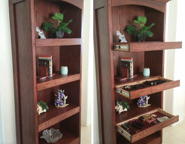 10 Escondites para esconder las cosas de valor en casa y que los ladrones no las encuentren