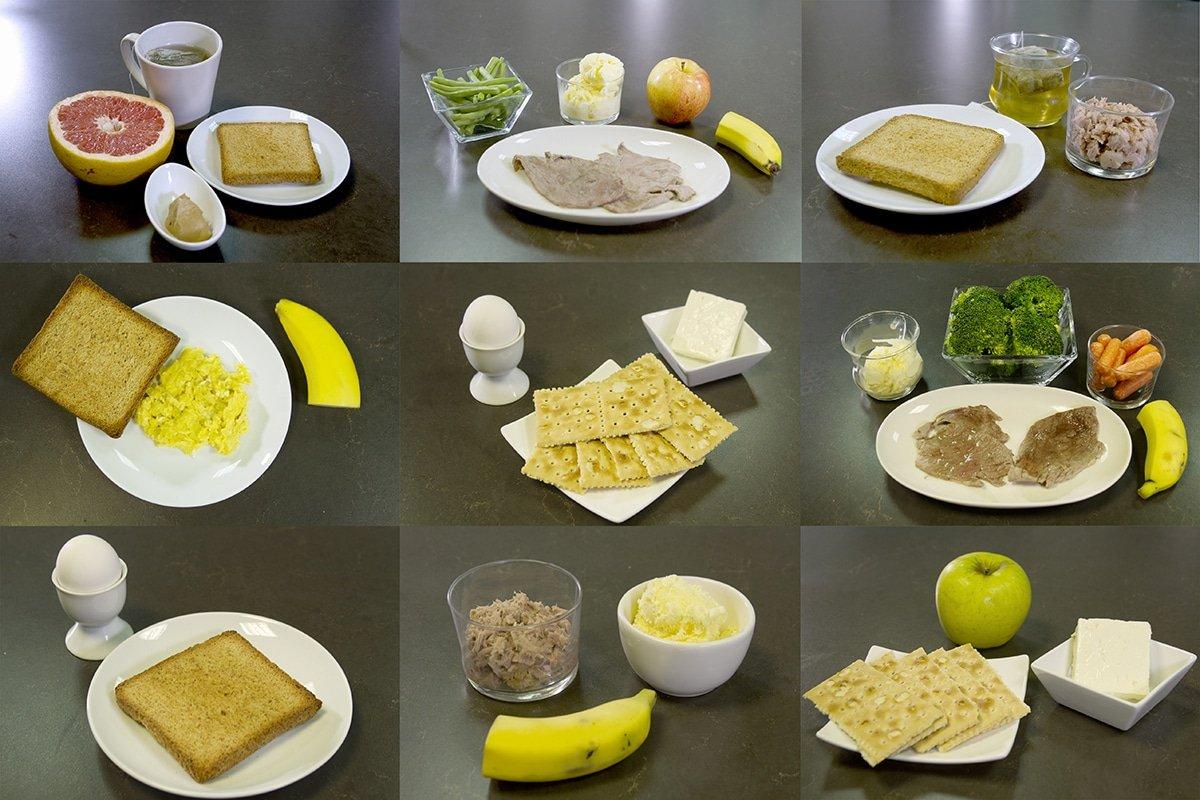 """Resultado de imagen de dieta militar"""""""