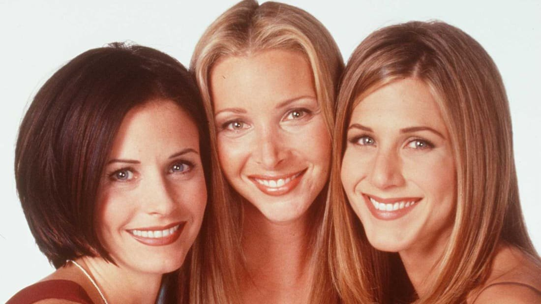 Image result for sitcom friends pictures girls
