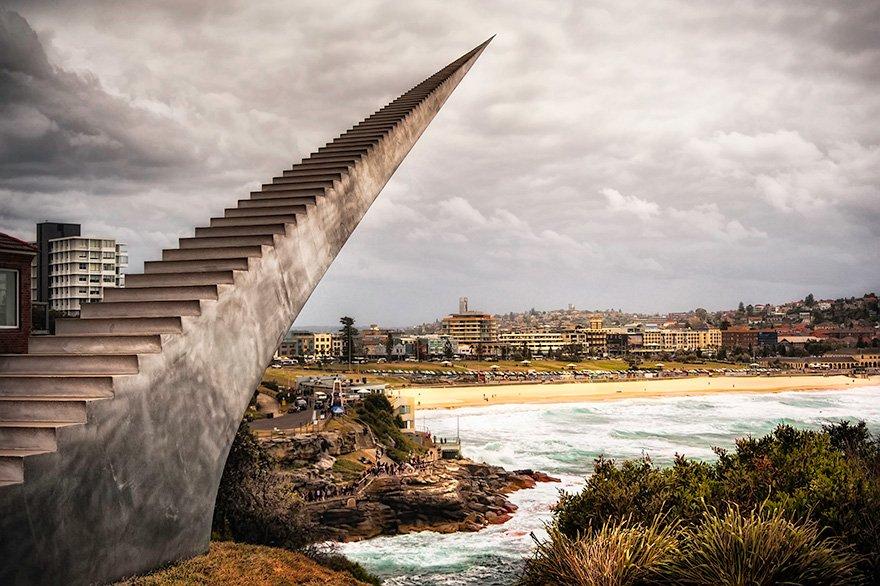 Diminish And Ascend By David Mccracken, Bondi, Australia