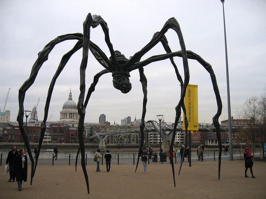 Spider, Tate Modern, London, Uk