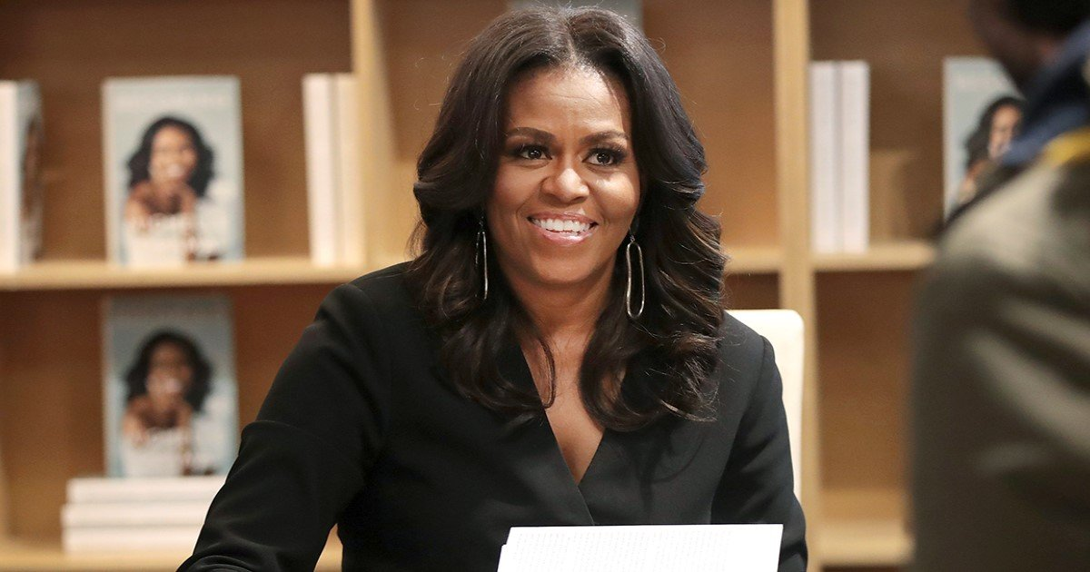 2 187.jpg?resize=1200,630 - Michelle Obama Won Her First Grammy At 62nd Award Ceremony