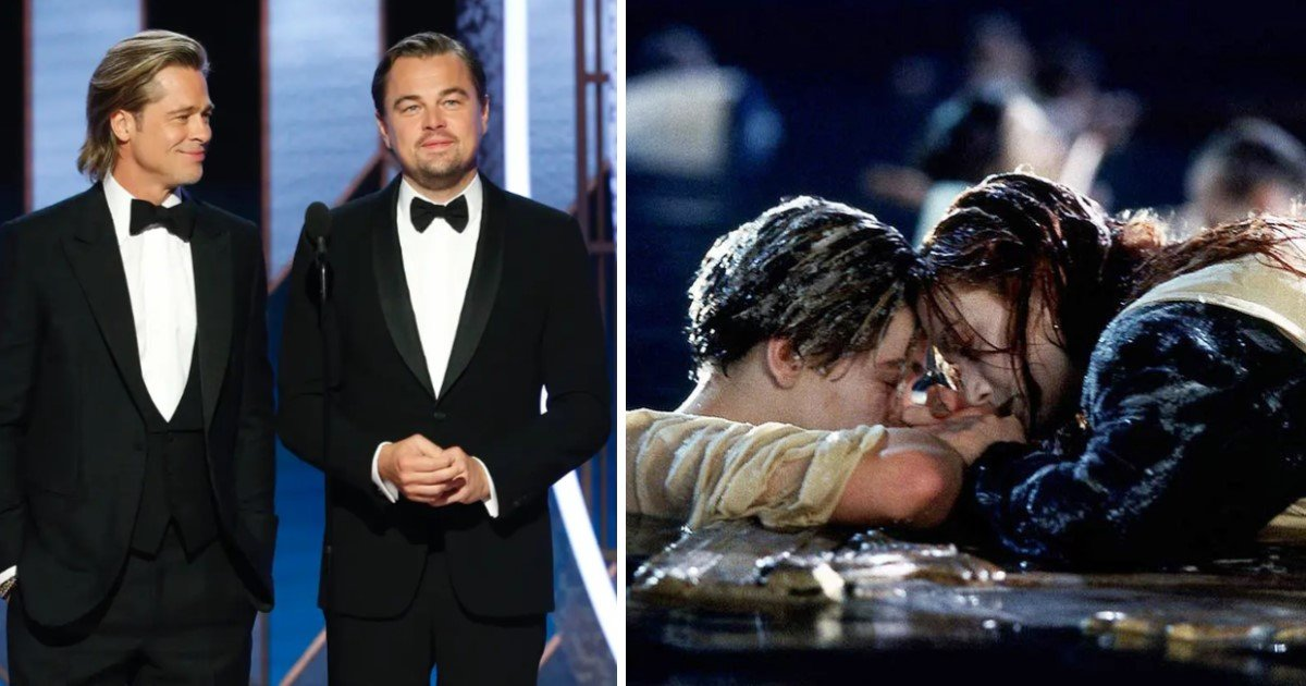 2 44.jpg?resize=1200,630 - 'I Would Have Shared The Raft,' Brad Pitt Commented On The Ending In Titanic