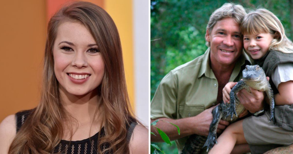2 64.jpg?resize=1200,630 - Bindi Irwin Shared A Picture Of Dad Steve, Wishing He Was Here Right Now