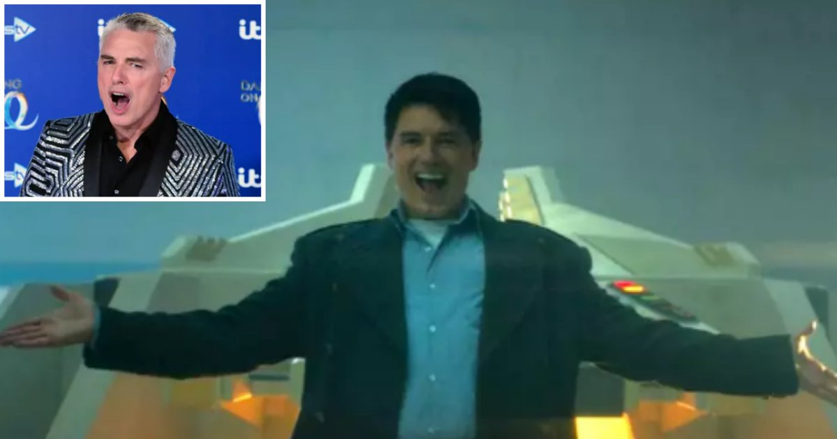 """2 77.png?resize=1200,630 - Fans of """"Doctor Who"""" Cannot Be Happier as John Barrowman Returns to the Show"""
