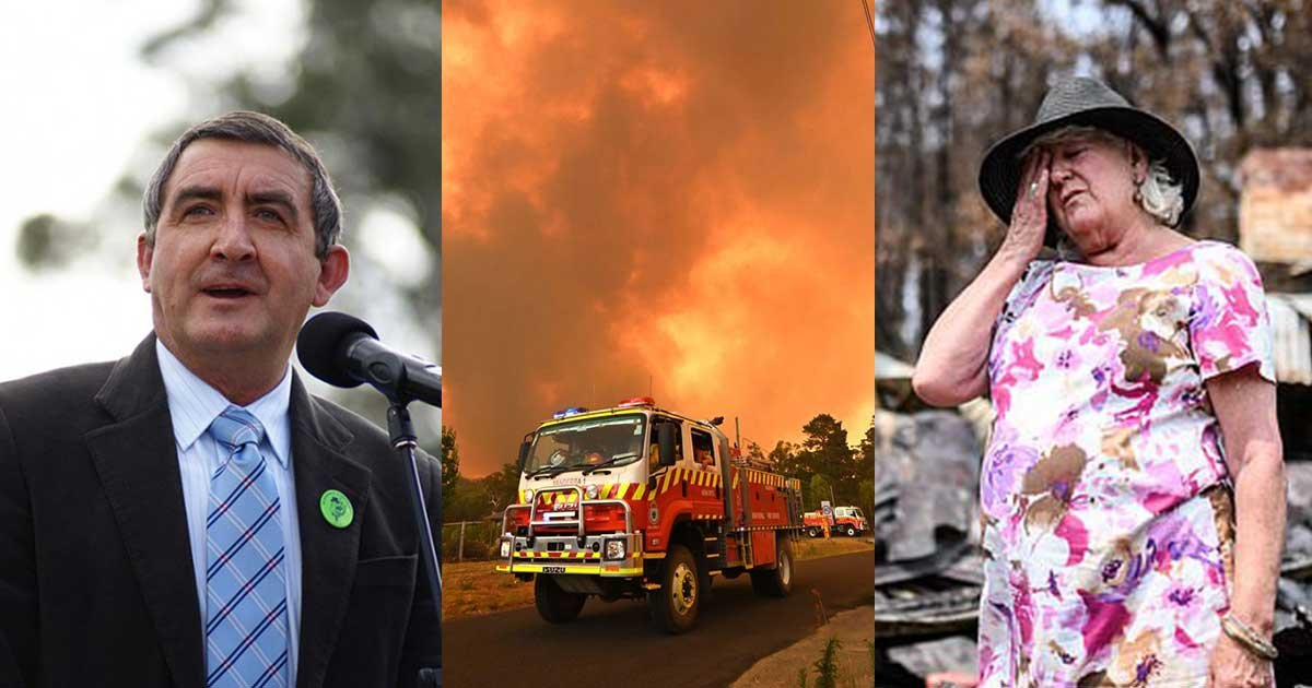 2 panel 2.jpg?resize=412,275 - Bushfire Victims Now Victims of Unjust Charges to Rebuild their Homes