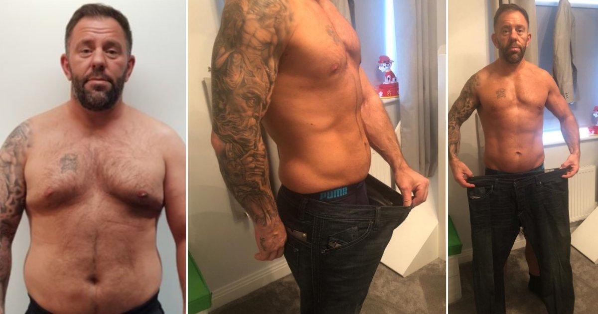 3 1.png?resize=412,232 - Régime Express: Un homme a perdu 21 kilos en 16 semaines juste en changeant ses habitudes
