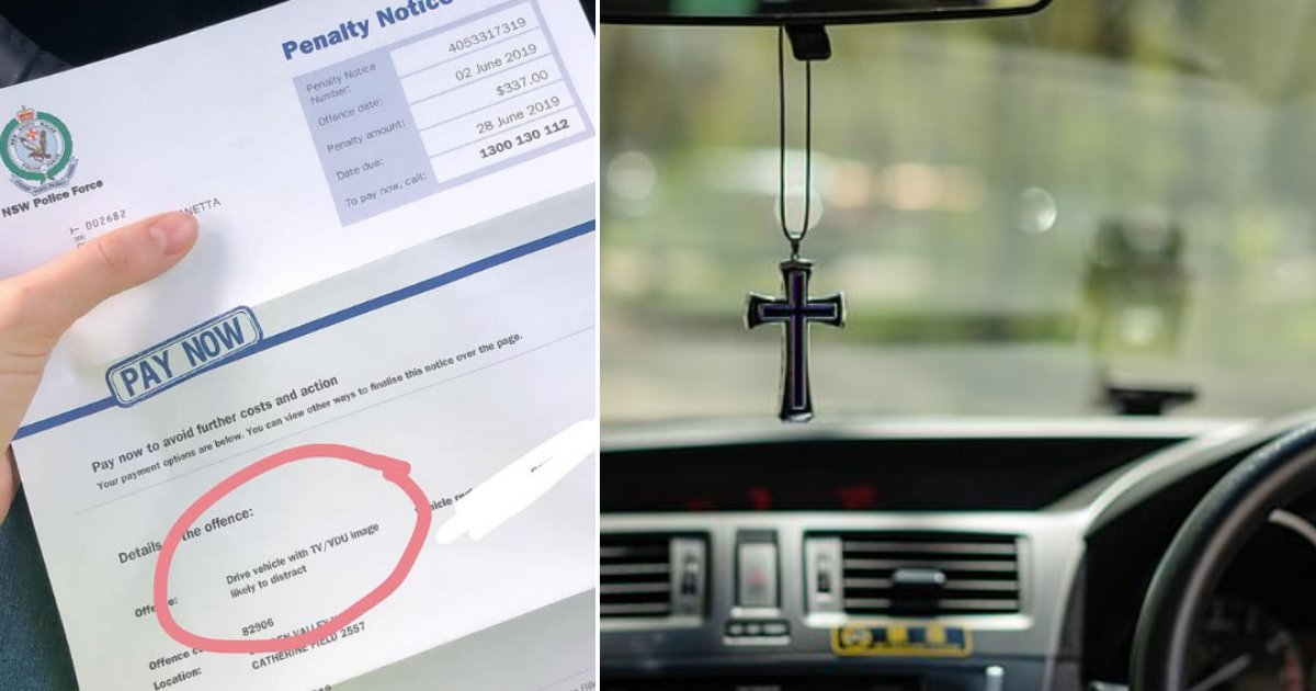 3 43.png?resize=1200,630 - A Terrible $337 Fine Was Charged to a Driver whose Passenger was Using the Phone