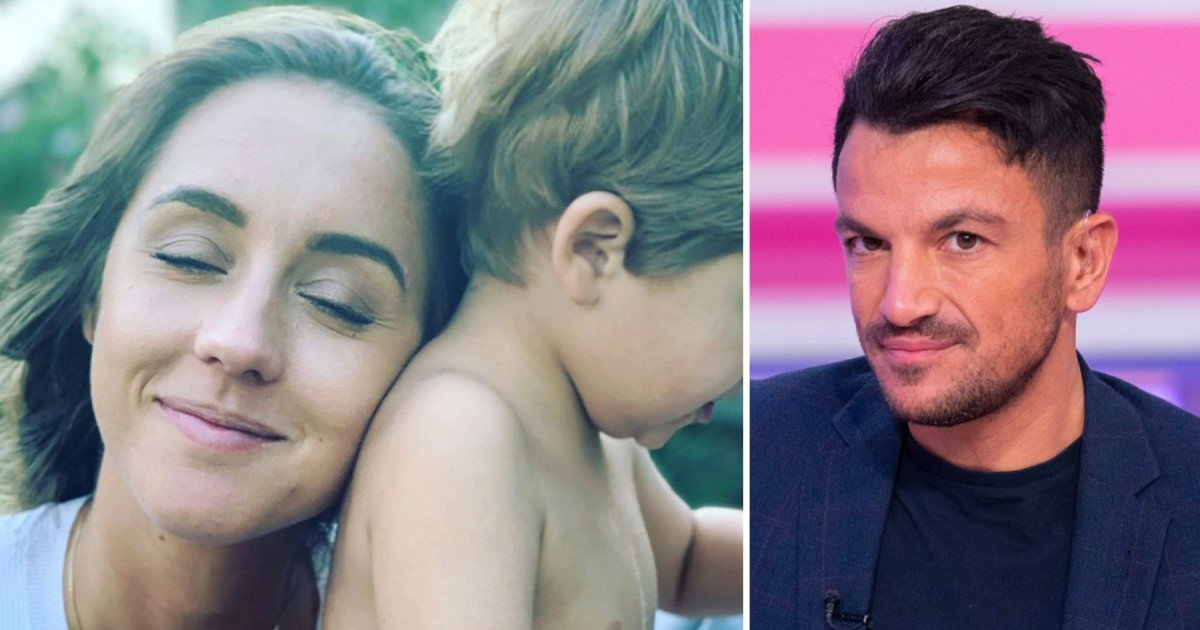 3 98.jpg?resize=1200,630 - Peter Andre Revealed It Was Really Hard For His Wife To Drop Their Three-Year-Old At School For The First Day