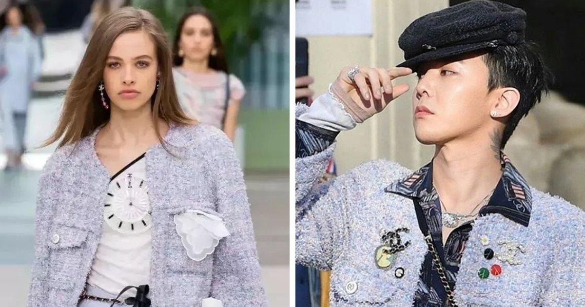 4 100.jpg?resize=300,169 - 오늘자 샤넬쇼서 '여성용 재킷' 입고 나타난 지드래곤 (사진 18장)
