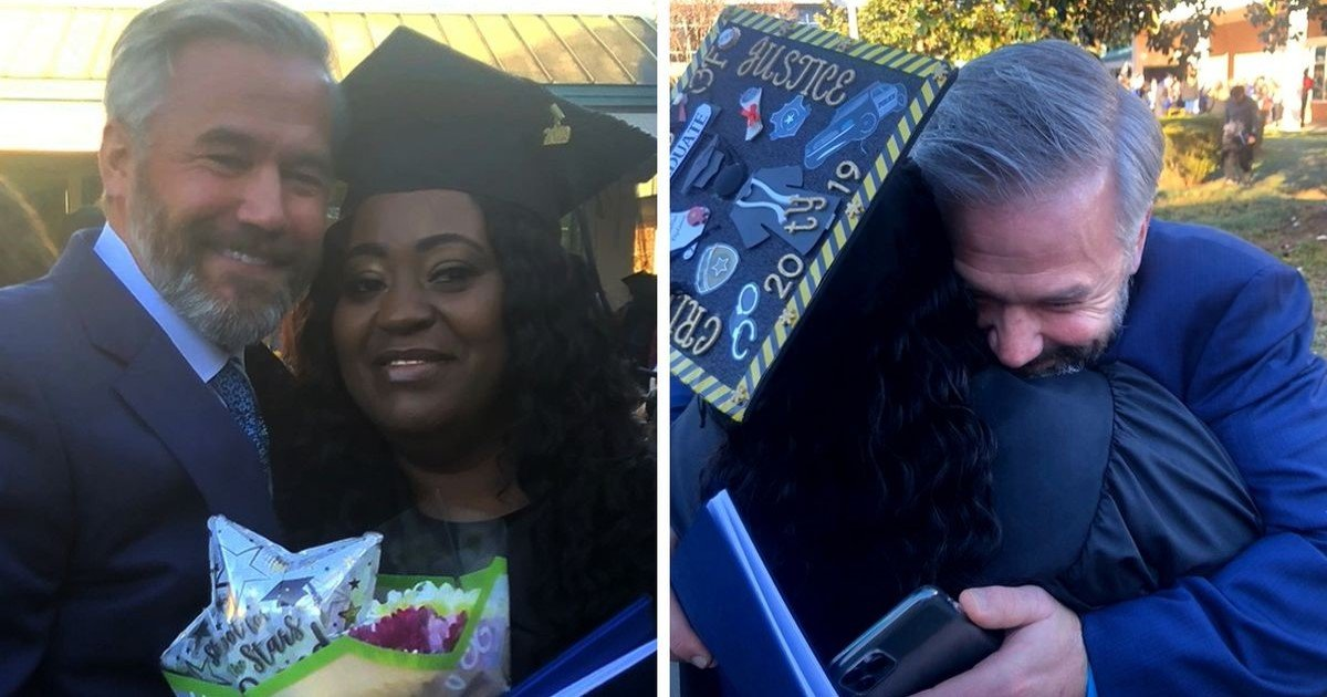 4 15.jpg?resize=412,232 - A Generous Passenger Gave Uber Driver And Mom-Of-Three Enough Tip To Help Her Graduate