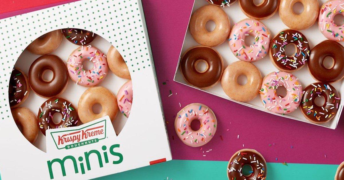 4 30.jpg?resize=1200,630 - Krispy Kreme Launched Mini Donuts With Light Calories