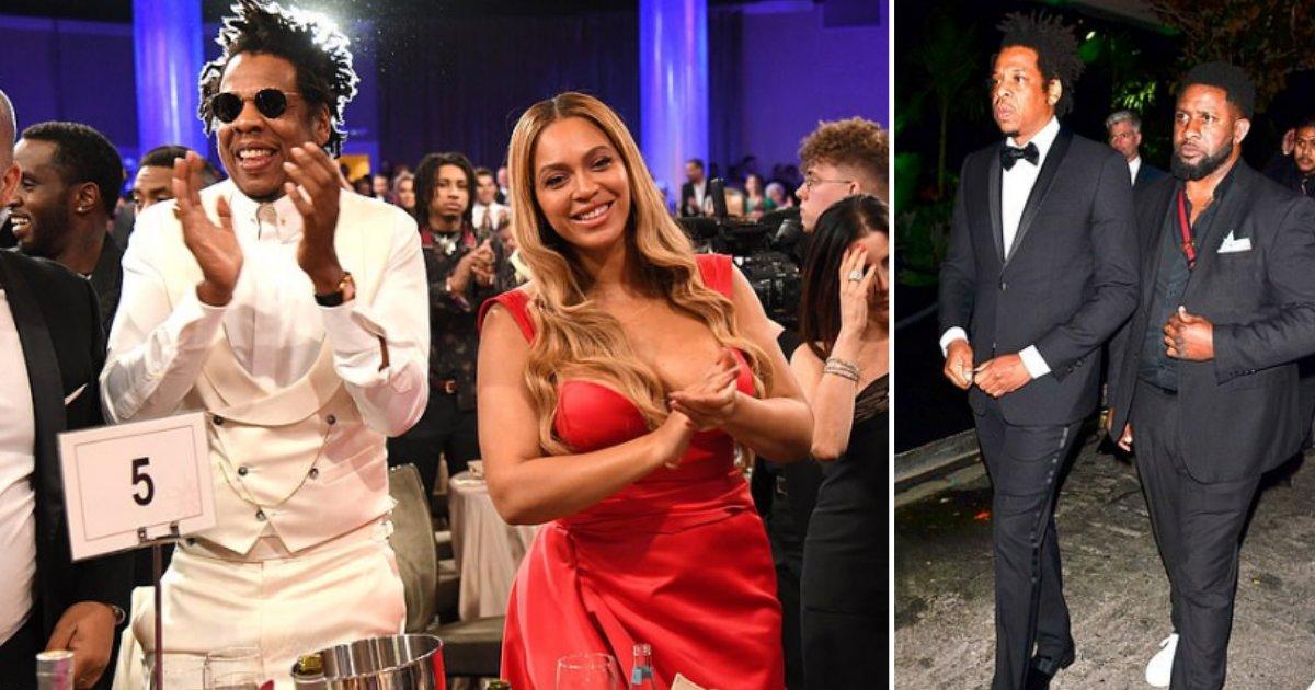 4 70.png?resize=1200,630 - Jay-Z a été repéré dans un smoking très classe lors de l'après-soirée des Grammy Awards
