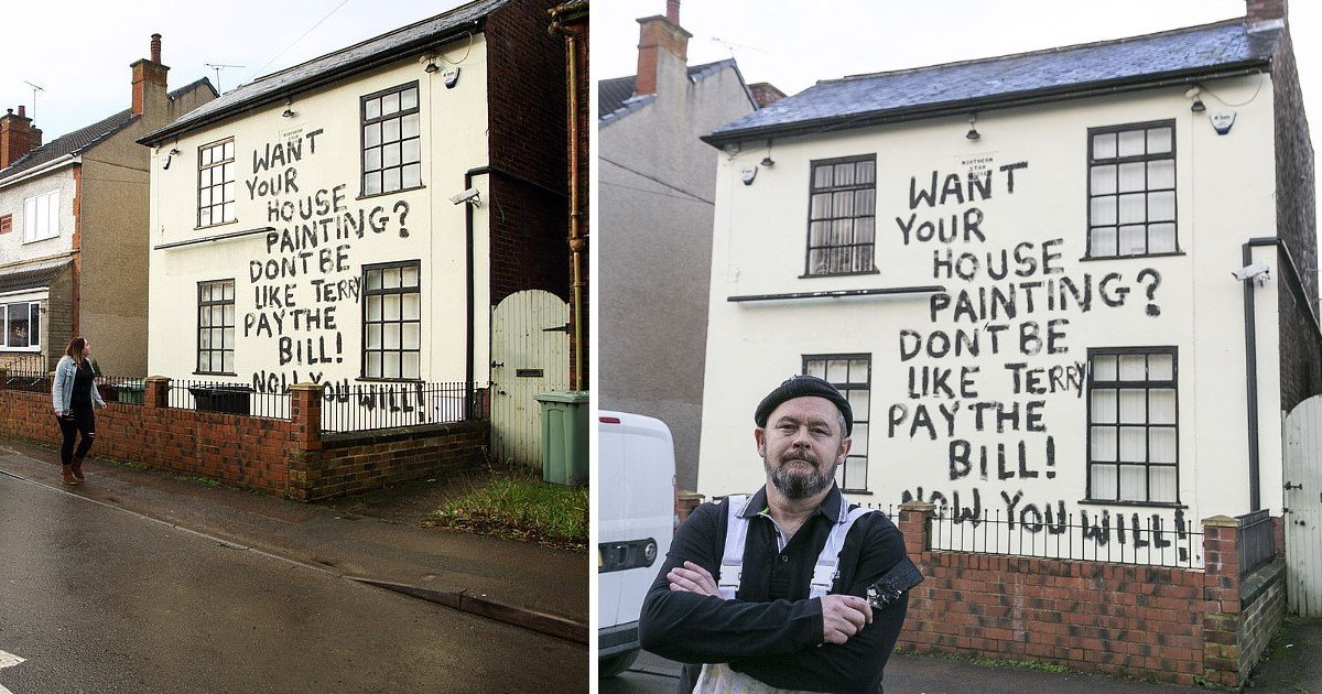 4 89.jpg?resize=1200,630 - Painter Wrote An Angry Message On The Wall Of A Store For 'Not Being Paid' Fully