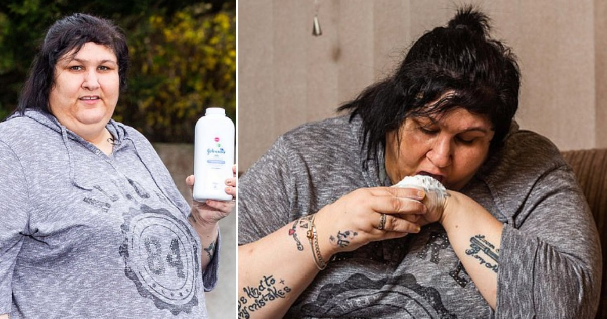 5 15.png?resize=1200,630 - Woman Has A Bizarre Addiction to Eating Talcum Powder