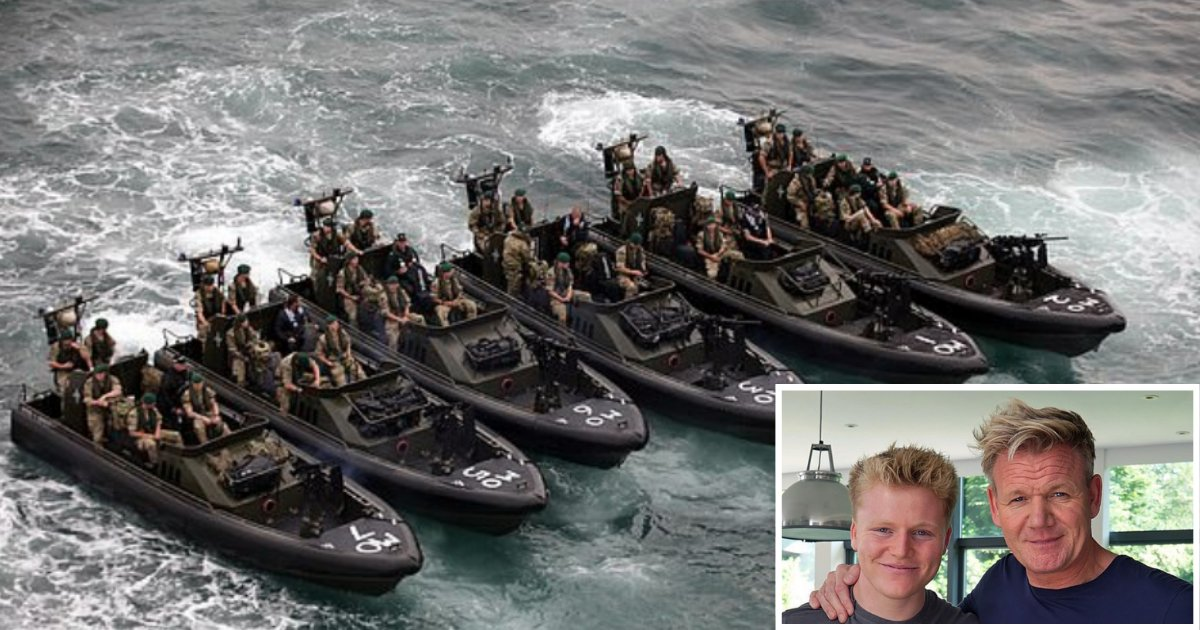 5 49.png?resize=1200,630 - Chef Celebrity Gordon Ramsay's Son, Jack Has Reportedly Joined Royal Marines