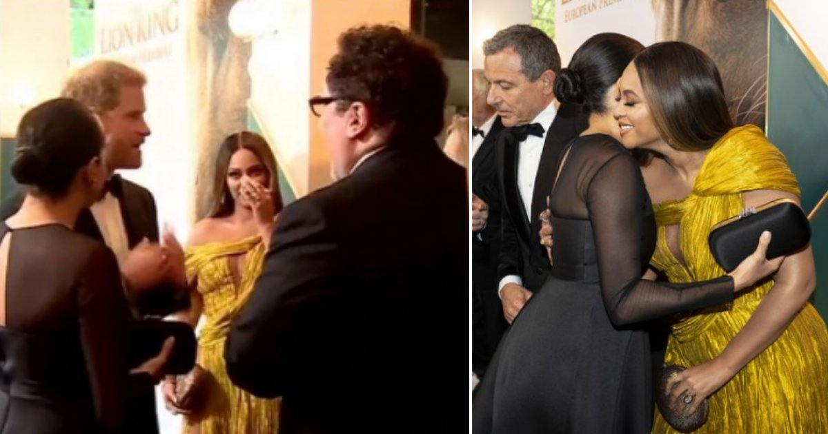 5 52.png?resize=1200,630 - Fans Noticed Beyonce Cringing While Prince Harry Pitched for Disney Job With His Wife