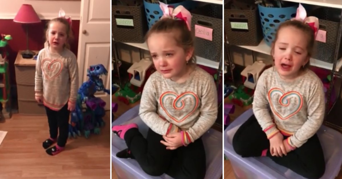 5 71.png?resize=1200,630 - Little Girl Got Emotional to Learn That Toys R Us Was Shutting Down