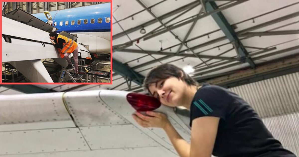 5 74.png?resize=1200,630 - Woman Decided to Marry A Plane After Being In A 'Long Distance Relationship' For 6 Years With It